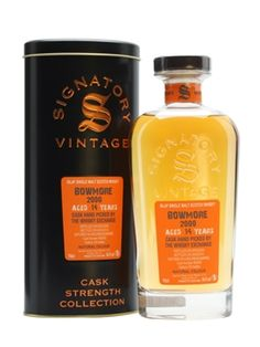 Bowmore 200014 Years Old Signatory for TWE
