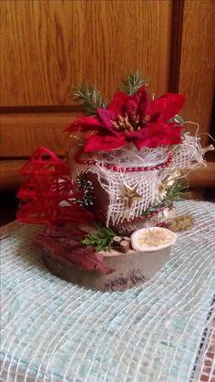 stroik świąteczny autorstwa Anna Borowczyk