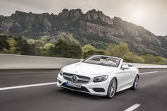 2017 Mercedes-Benz S500 & S63 AMG Cabriolet Review - GTspirit