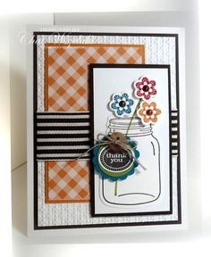 Perfectly Preserved, Stampin' Up