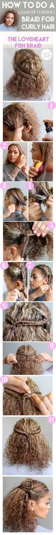 The One for Curly Hair: