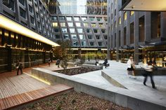 St James Plaza | Melbourne Australia | ASPECT Studios World Landscape Architecture