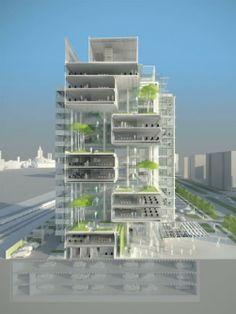 Eurocentrum nagrodzony jako najlepszy ekologiczny biurowiec