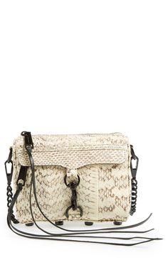 Rebecca Minkoff 'Micro MAC' Convertible Crossbody Bag