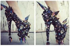 10 High Heels That Are Probably Actually Torture Devices