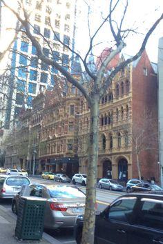 City  Melbourne Old Cars #citylyf