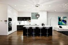 Una casa moderna en Australia