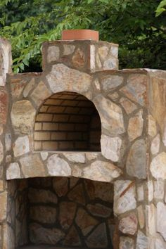 Hey Ya'll! The next time you are drivin' through North Carolina, be sure to see the Morrison Brick Wood Fired Pizza Oven and Fireplace Combo.