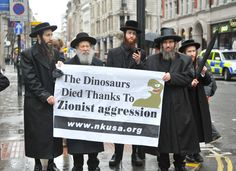 Zionists Killed the Dinosaurs – What's Next?