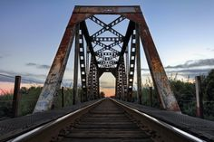 Old 1909 Trestle by Mike Rose on 500px