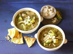 Mexican Lime Soup with