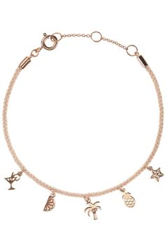 Spend magical summer nights and hot summer days with this unique bracelet! Get inspired! #newone #bracelet #pineapple #cocktail #fruit #star #palmtree WWW.NEWONE-SHOP.COM