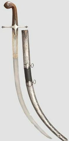 A silver-mounted shamshir, Ottoman, dated 1817. © 2011 - 2015 Historica oHG Hermann