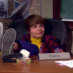 Girl meets world farkle changes look