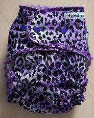 lilac leopard