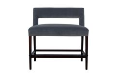 Bjork-studio-tricia-bar-bench-furniture-benches-modern-traditional bar stool dining bench