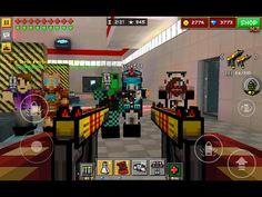Pixel Gun 3D - Submatch (Los vs. Subs!) Part 3 - YouTube