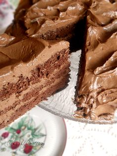 Sweet Recipes, Cake Recipes, Dessert Recipes, Cake Bars, Polish Recipes, Sweet Cakes, Food Plating, Baked Goods, Sweet Treats