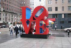 How 'LOVE' Nearly Ruined Robert Indiana's Career | Mental Floss