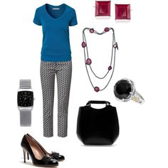 """Cool work pants"" by jossiebristow on Polyvore"