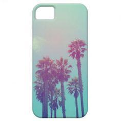 BEACH Palm Trees iPhone 5 COVER #beach #iPhone