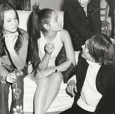 Olivia Hussey and Leonard Whiting Olivia Hussey, Marlon Brando, Jane Birkin, Susan Sarandon, Leonard Whiting, Airline Travel, Air Travel, Travel Plane, Vintage Travel