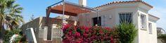 """Es ist mal wieder Zeit, um neue Urlaubsziele in Europa zu erkunden? Das Ferienhaus """"Villa Madera"""" in Vinaros an der spanischen Küste Costa del Azahar bietet genügend Platz zur Erholung."""