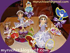 fiesta princesas, Fiesta Sofía, centros de mesa Infantiles, centros de mesa princesas, decoración fiestas, decoración fiesta princesas, ideas fiesta, ideas fiesta princesas myruchis.blogspot.com