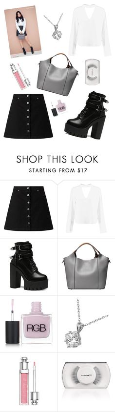 """Jisoo🐼"" by idavt ❤ liked on Polyvore featuring Miss Selfridge, Boohoo, RGB Cosmetics, Allurez, Christian Dior, MAC Cosmetics, kpop, f4f, YGentertainment and BlackPink"