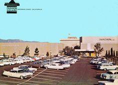 Bullock's Fashion Square I. Magnin Sherman Oaks by Patricksmercy, via Flickr