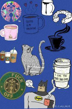 COFFEE I Hate Everyone, Like You, Iphone Wallpaper, Collage, Comics, Coffee, Art, Kaffee, Art Background