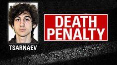 Boston bomber Tsarnaev sentenced to death @NewsX