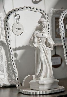 Relicário - São Francisco de Assis