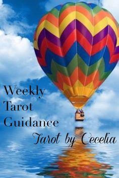 Weekly Tarot Guidance – July 18 through 24, 2016 « Tarot by Cecelia