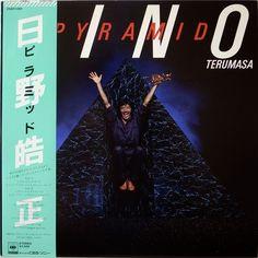 TERUMASA HINO / PYRAMID / FUSION / CBS SONY JAPAN OBI