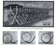 W&N bike rack...