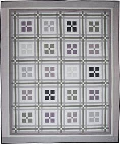 True Neutral quilt by Lynette Anderson