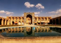 Iran Traveling Center http://irantravelingcenter.com #iran #travel #traveltoiranGanjali Khan Complex, Kerman, Iran by payam p on 500px