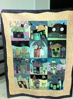 Quilt for Zac