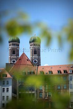 Munich clock towers von MyPicturesquePrints auf Etsy