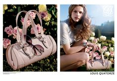 Louis Quatorze • Spring/summer 2008 Ad Campaign