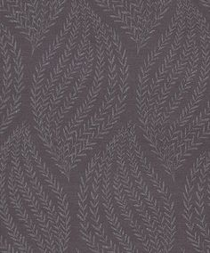 Naturale Glitter Leaf (68510) - Albany Wallpapers - A beautiful elegant leaf design created using small trailing leaves. Shown in rich plum with glittery silver detail creating a bright and reflective look.  Please request a sample for true colour match. This is a paste the wall product.