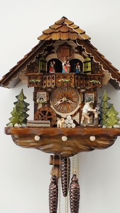 Cuckoo Clock- Black Forest Germany