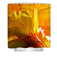 "Crystal Ball Project 107 Shower Curtain  $65 at http://fineartamerica.com/products/crystal-ball-project-107-sarah-loft-shower-curtain.html    This shower curtain is made from 100% polyester fabric and includes 12 holes at the top of the curtain for simple hanging. The total dimensions of the shower curtain are 71"" wide x 74"" tall."