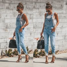 NEW // MUSTHAVE // BESTSELLER Strauss Distressed Pocketed Overalls $52 Sizes S - L This is a MUST! Our best selling overalls are back…