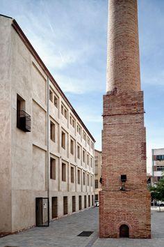 Reforma y rehabilitación de la antigua fábrica Can Miguell