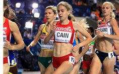 Mary Cain's Amazing Year Ends With 10th at Worlds