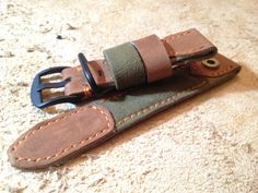 handmade leather watch straps - Поиск в Google
