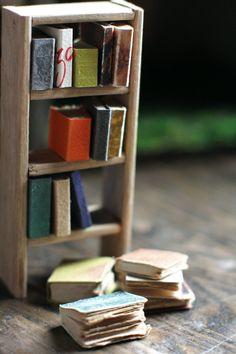 #doll_house #handmade_book #miniature_book