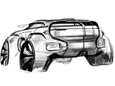 Name: Vladimir Schitt Year: 2014 Site: https://www.facebook.com/simkomdotcom Status: Citroen Canyon SUV Project; Diploma work by Владимир Шитт (Vladimir Schitt), Stroganov Moscow State University of Arts, 2014